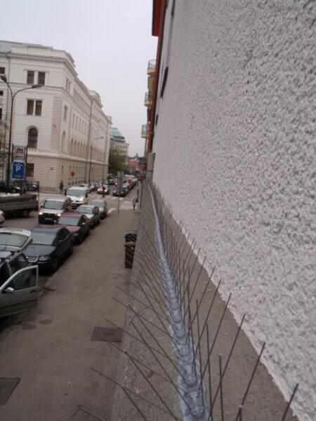 Mehanska proti golobom Ljubljana